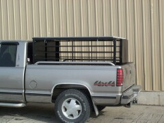 Pickup Topper Livestock Cage Show Stopper Equipment