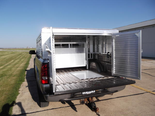 Alum-Line Toppers & Poppers and Trailers - Show Stopper Equipment