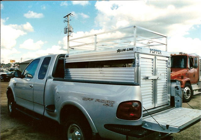 Alum-Line Toppers & Poppers and Trailers - Show Stopper